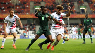 Photo of U20 World Cup: Soto's Brace Condemns Nigeria To Defeat Against USA