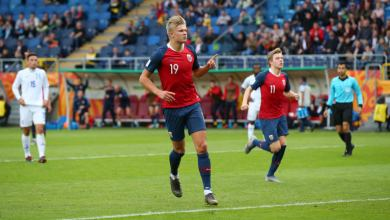 Photo of U20 World Cup: Nine-goal Haland And Norway Annihilates Honduras
