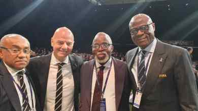 Photo of Infantino Re-elected As FIFA President
