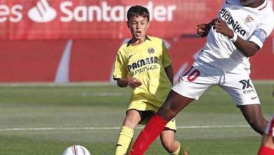 "Photo of Meet Ibrahima Sow ""The towering"" Sevilla U12 player"