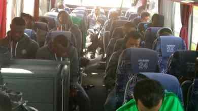 Photo of U20WC: Flying Eagles Arrive In Lodz For Senegal Clash