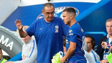 Photo of Sarri Says Hazard Presence Caused Defensive Issues At Chelsea