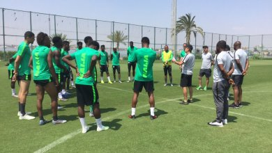 Photo of Egyptian Referees For Nigeria, Senegal Pre-AFCON Friendly