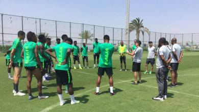 Photo of Musa, Ighalo dropped: How Super Eagles of Nigeria will line up against The Swallows of Burundi