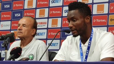 Photo of 'Eagles don't need me', Mikel hints at retirement