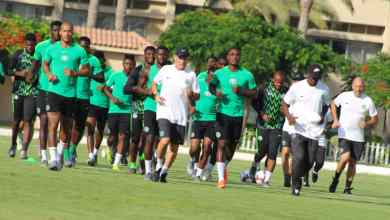 Photo of AFCON 2021 Qualifiers: Super Eagles Drawn In Group L