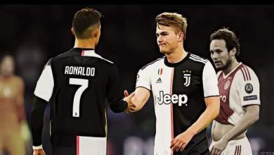 Photo of De Ligt Denies Ronaldo's Influence In Juventus Move
