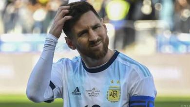 Photo of Messi Fined By CONMEBOL For Copa America Comments