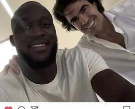 Photo of Lukaku Drops Man Utd Exit Hint