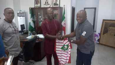 Photo of NPFL: Lobi Stars Unveil Ogunbote As Technical Adviser