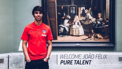 Photo of Atletico Madrid Confirm Joao Felix Signing