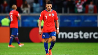 Photo of Blow For Man Utd As Sanchez Goes Off Injured In Copa America