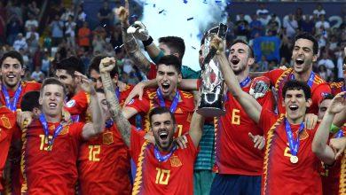 Photo of Spain beat Germany to claim 5th U-21 Euro championship