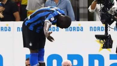 Photo of Debut goal for Romelu Lukaku as Inter trash Lecce in Serie A opener