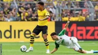 Photo of Jadon Sancho Set For New Dortmund Contract
