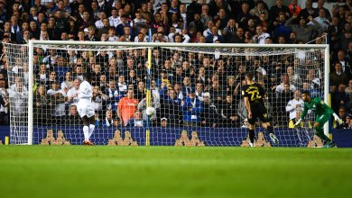 Photo of VIDEO: Eddie Nketieh scores the winner for Leeds Utd minutes after coming on