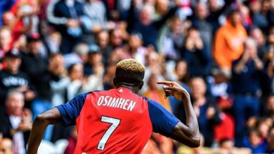 Photo of VIDEO: Victor Osimhen's super goals in Lille's 2-1 win against Nantes