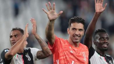 Photo of Buffon Revels In Breaking Maldini's Games Record