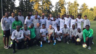 Photo of NFF Hunts For African Opposition After sealing Eagles/Brazil  Friendly