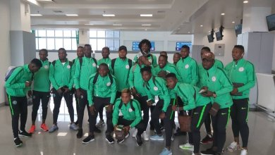 Photo of Eagles B lands in Dakar for WAFU Cup of Nations