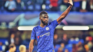 Photo of Fikayo Tomori's stats in Chelsea's 2-0 win vs Brighton show Nigeria target already becoming a world class