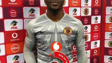 Photo of I can't help anyone doubting Daniel Akpeyi's quality, says Kaizer Chiefs coach Ernst Middendorp