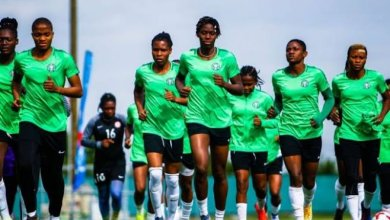 Photo of Tokyo 2020:Super Falcons off to Abidjan on Tuesday