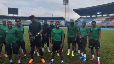 Photo of Olympic Eagles in big U23 AFCON ticket battle