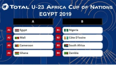 Photo of U23 AFCON: Olympic Eagles up against Zambia, Cote d'Ivoire, South Africa