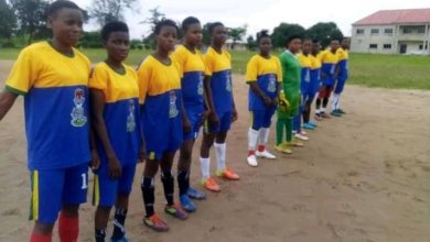 Photo of NFF mourns death of two Police Machine FC players