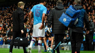 Photo of Man City's Rodri Could Be Out For A Month
