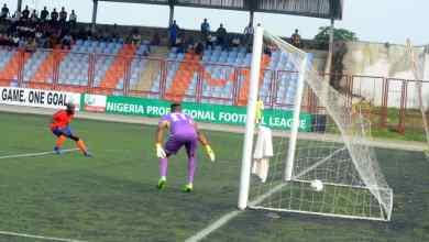 Photo of NPFL: Sunshine Stars Edge Enyimba In Akure