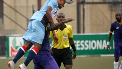 Photo of Referees Appointment For NPFL Matchday Three
