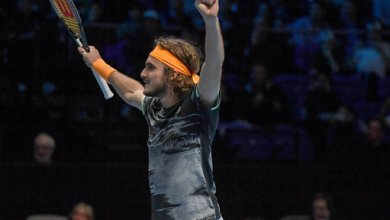 Photo of Tsitsipas beats Zverev to progress at ATP Finals