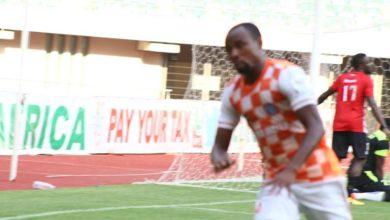 Photo of Akarandut Orok scores again as Akwa Utd end Lobi Stars eight-game unbeaten run
