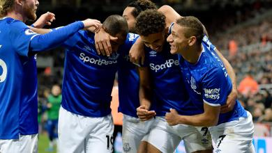 Photo of Calvert- Lewin Double Sess Ancelotti's Everton Win Back To Back Games