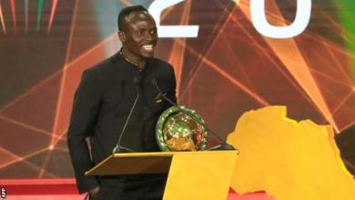 Photo of Sadio Mane Is Africa Best Player For 2019