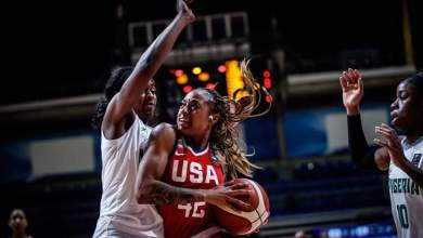 Photo of FIBAOQT: D'Tigress throw away 14 points lead in 71-76 loss to the world champions USA