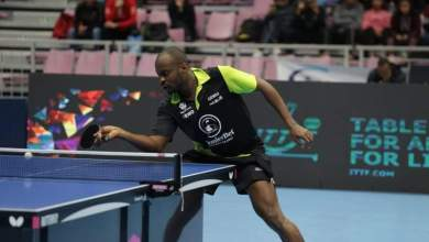 Photo of Aruna Quadri avenges Omotayo Olajide loss, beats Omar Assar to book #ITTFAfricaCup final spot