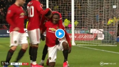 Photo of VIDEO: Watch as Odion Ighalo scores his 2nd goal for United in his 2nd start