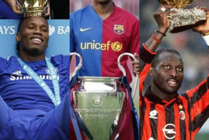 Samuel Eto'o not the most decorated African player ever