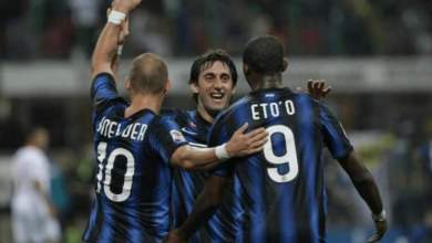 Photo of Mourinho surprised Sneidjer, Eto'o or Milito didn't make Ballon d'Or top 3 in 2010