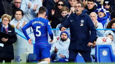 Photo of Desperate Sarri offers Chelsea three Juventus players in swap for Jorginho