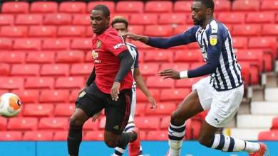 Photo of Ajayi and Ighalo play part as Manchester United beat West Brom 4-3 over two games
