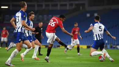 Photo of VIDEO: Mason Greenwood puts Man Utd in-front at Brighton to set a unique record