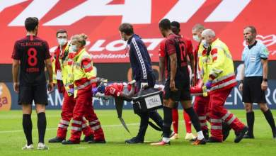 Photo of Nigerians Abroad: Nwakaeme on target, Awoniyi suffers concussion, Moses crashes out
