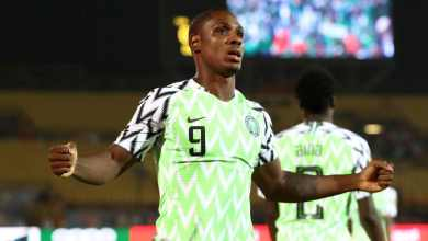 Photo of Ighalo makes U-turn says he is open to playing for Nigeria again