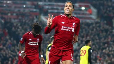 Photo of Van Dijk set to reject PSG to become Liverpool highest-paid player in history