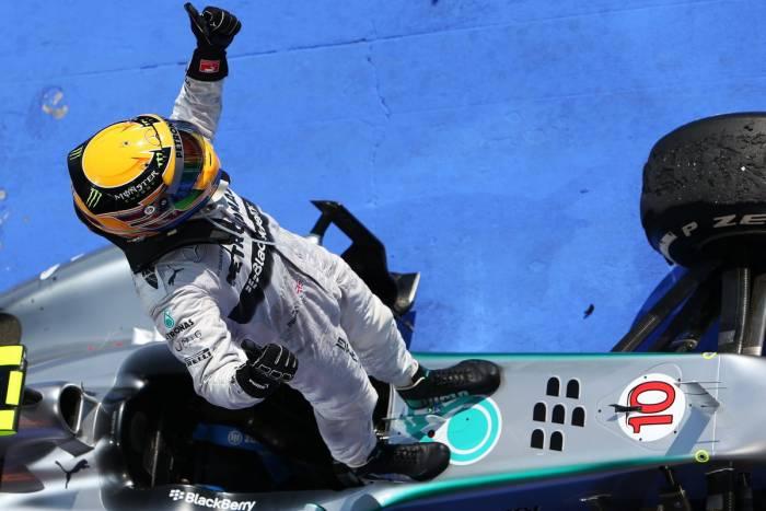Lewis Hamilton Hun