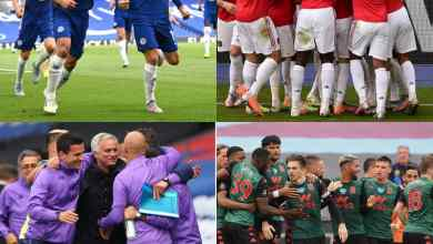 Photo of Man Utd, Chelsea book Champions League places as Bournemouth, Watford relegated from Premier League